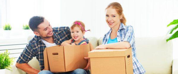 Rent a New Apartment - Plan a Move